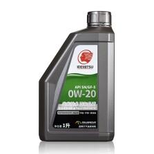 【百年品质】出光/IDEMITSU 新升级Mo钼护配方 SN/GF-5 0W-20 1L 全合成机油