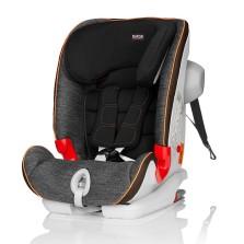 宝得适/Britax 百变骑士 II SICT 二代汽车儿童安全座椅 isofix 9月-12岁(曜石黑)