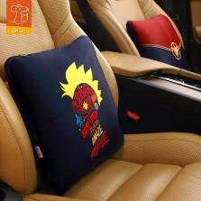 GiGi漫威Marvel联名抱枕被子两用 惊奇队长