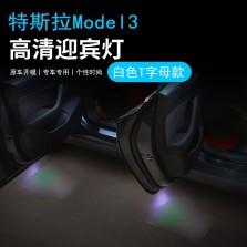 ��璁� �规����Model3 杩�瀹剧��锛��借��T瀛�姣�锛�涓�瀵硅�