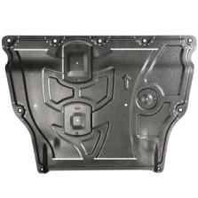 14-19款飞度 钜甲发动机下护板 汽车底盘装甲 锰钢专用发动机底盘挡板 3D锰钢下护板1.5mm