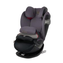 德国 cybex/赛百适 汽车儿童安全座椅 pallas S-fix 9月-12岁isofix接口  经典黑