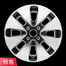 预售 丰途严选/HG0114 14寸 起亚K2原厂款轮毂 孔距4X100 ET41黑色车亮