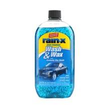 rain-x 巴西棕榈蜡珠洗车水蜡 洗车液 车身清洁 强力去污 591ml(RX51820D)
