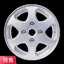 预售 丰途严选/HG6164 14寸 五菱宏光原厂款轮毂 孔距4X114.3 ET44银色涂装