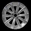 【买3送1 四只套装】丰途严选/HG0432 17寸 大众帕萨特原厂款轮毂 孔距5X112 ET43银色涂装