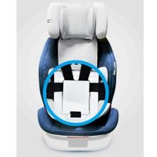 惠尔顿WELLDON 诺亚系列 9个月-12岁isofix汽车儿童安全座椅 【深空灰】
