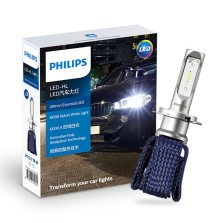 飞利浦/PHILIPS UE恒锐光 汽车LED大灯 改装替换 H7 6000K 一对装 白光