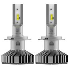 飞利浦/PHILIPS XU极昼光 汽车LED大灯 改装替换 H11 6000K 一对装 白光
