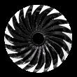 【四只套装】丰途/CF138 21寸锻造轮毂 定制