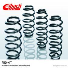 【免费安装】Eibach 高性能弹簧 Pro-Kit 一汽奥迪 A4L (B9)2.0 TFSI09.16-