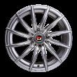 【券后价435元/只 四只套装】丰途/华固HG2166 15寸 低压铸造轮毂 孔距4X100 ET35电镀银
