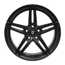 【买3送1 四只套装】丰途/FT513 17寸 低压铸造轮毂 孔距5X114.3 ET40亚黑涂装