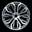 【四只套装】丰途/CF174 21寸 宝马375锻造轮毂 定制 枪灰车面