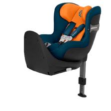 德国 cybex/赛百适 汽车儿童安全座椅sirona S 0-4岁 360度旋转 热带斑斓