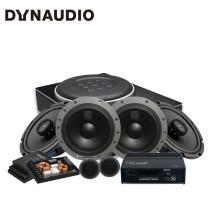 免费安装 丹拿DYNAUDIO ESOTAN 232 汽车音响改装 两分频套装+ 2XL-653+480.6DSP+STA-8六喇叭超薄低音套餐