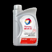 【正品授权】道达尔/Total 快驰8000 EXTRA 全合成机油5W-40 SN/CF A3/B4 1L