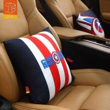 GiGi漫威Marvel联名汽车抱枕 美国队长