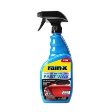 rain-x 驱水镀膜快蜡 车蜡 上光  清洁 680ml(620118)