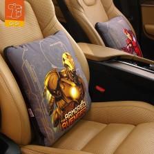 GiGi漫威Marvel联名抱枕被子两用 钢铁侠