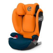 德国 cybex/赛百适 汽车儿童安全座椅solution S-fix 3-12岁 热带斑斓