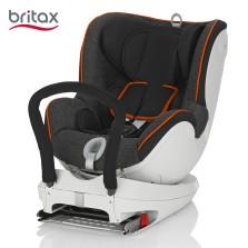 宝得适/Britax 双面骑士 儿童安全座椅 isofix 0-4周岁(曜石黑)