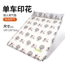 自动充气垫户外帐篷睡垫床垫便携加厚野外防潮垫双人地垫露营垫子