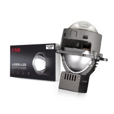 CNB(GT300PRO) 反射式激光大灯透镜 高功率版 双灯杯双LED灯芯 6000K色温 免费安装