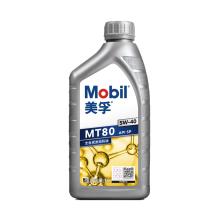 美孚/Mobil MT80 科技联创款 全合成发动机油 SP 5W-40 1L