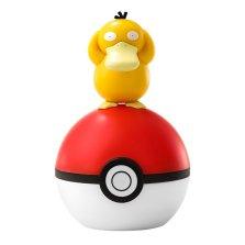 宝可梦 精灵球车载香水摆件--可达鸭