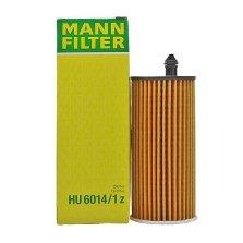 曼牌/MANNFILTER 机油滤清器 HU6014/1z