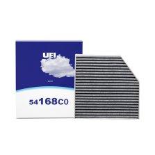 【PuraWard抗菌+活性炭】欧菲/UFI 抗病毒空调滤清器54.168.C0