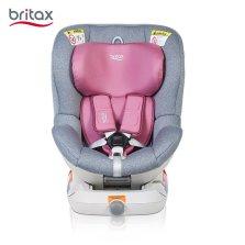 宝得适/Britax 首卫者 儿童安全座椅 isofix 0-4周岁 (玫瑰粉)