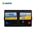 瓦尔塔/VARTA 黄标AGM平板免维护汽车电蓄电池电瓶以旧换新20-70/H6-70-L-T2-A-Y高端带自动启停车型【AGM/24月质保】