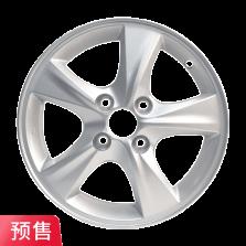 预售 丰途严选/HG5745 14寸 现代瑞纳原厂款轮毂 孔距4X100 ET41银色涂装