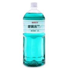 途虎/Tuhu 强力去污汽车玻璃水0°C【2L*1瓶】