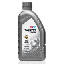 【韩国SK制造】驾驰/THINKAUTO TIGEAR 全合成润滑油 SN PLUS 5W-20 1L