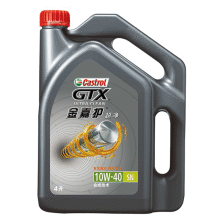【品牌直供】嘉实多/Castrol 金嘉护机油 10W-40 SN级 合成技术(4L装)