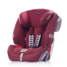 宝得适/Britax  全能百变王 9个月-12岁汽车儿童安全座椅 3c认证【宝石红】