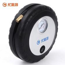 尤利特/UNIT 车载充气泵 迷你汽车用轮胎打气泵点烟器电动12V 7026【便携式】