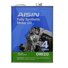 爱信/AISIN 全合成润滑油 SN/GF-5 0W-20 4L EGSN-0W24S