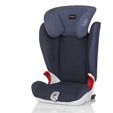 宝得适/Britax  凯迪成长SL 汽车儿童安全座椅 isofix接口 3-12岁(皇室蓝)