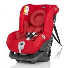 宝得适/Britax 头等舱 白金版 0-4岁双向安装 儿童安全座椅(白金版热情红)