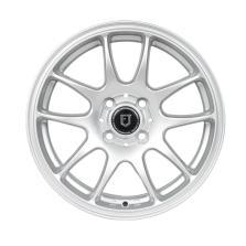 丰途/FT504 15寸 低压铸造 孔距4X100 ET38银色涂装
