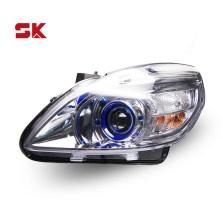 SK GL8(SGM258)13-14年款 2.4L 车灯改装卤素升级氙气灯大灯总成  【蓝色*右灯】