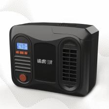 途虎王牌 车载充气泵 充气补胎一体机【预设胎压数显表】TH-W28A