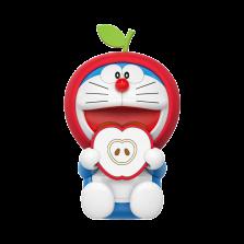哆啦A梦正版授权 汽车仪表台摆件 送香片【苹果】