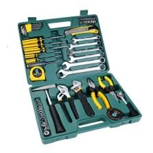 尤利特/UNIT 49PCS汽修工具箱车家两用49件套 YD-1049