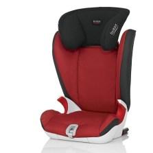 宝得适/Britax 凯迪成长SL 汽车儿童安全座椅 isofix接口 3-12岁(热情红)
