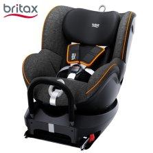 宝得适/Britax 双面骑士2 儿童安全座椅 isofix 0-4周岁 (曜石黑)